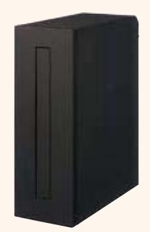 LIXIL郵便ポスト リクシル エクスポスト 縦型タイプ フラット縦型ポスト 前入れ後取出し仕様 マイルドブラック【送料無料】DTG86 KSK