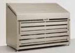 送料無料 LIXIL お洒落 リクシル ゴミ収納庫 流行 ダストックSA型 Yタイプ 個人宅配送不可 シャイングレー D850