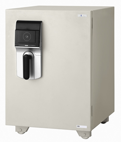 【搬入・据置費込み】エーコー 耐火金庫 ICカードロック式 内蔵シリンダー錠 マイスター OSD-C ※重量110kg
