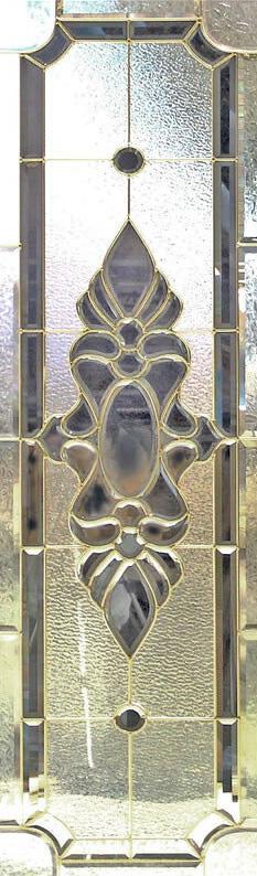 遮音・断熱・防犯性のステンドグラス ピュアグラス Bサイズ SH-B02 [ステンドグラス/ガラス/インテリア/窓/小窓/室内/屋内]