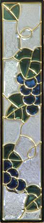 遮音・断熱・防犯性のステンドグラス ピュアグラス Gサイズ SH-G03 [ステンドグラス/ガラス/インテリア/窓/小窓/室内/屋内]
