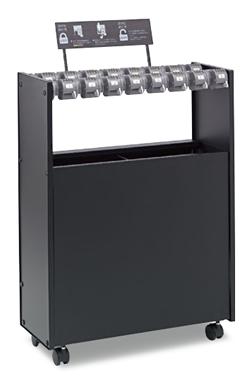 テラモト ストアスタイル 傘立 Case16ダイヤルロック式(16本収納) UB-271-216-0 ※受注生産品 ※お客様組立品