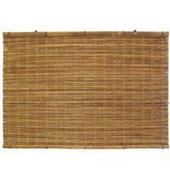 グローベン 天然竹すだれ 斑まだら (折釘2本付き) 幅880×高さ1700mm A60TJH170M