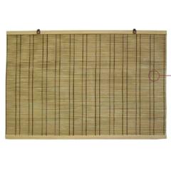 グローベン 天然竹すだれ 黄 (折釘2本付き) 幅880×高さ1700mm A60TJH170Y