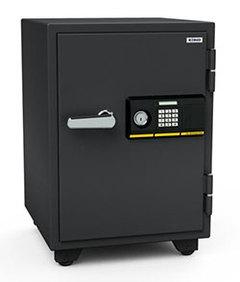 【搬入・据置費込み】 エーコー 耐火金庫 テンキー式 鍵2本付属 スタンダード BSD-PKX ※重量103kg