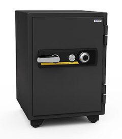 【搬入・据置費込み】 エーコー 耐火金庫 警報装置付 ダイヤル式 鍵2本付属 スタンダード BSD-XA