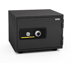 【送料無料】 エーコー 耐火金庫 警報装置付 ダイヤル式 鍵2本付属 スタンダード BSS-A ※重量56kg