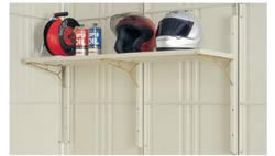 タクボ物置 共通オプション サイド棚 壁パネル20+20用 NST-14 ※本体と同時購入時価格