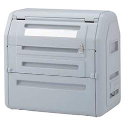 四国化成 ゴミステーション 大型ゴミ箱 シコク ゴミストッカー EP650型 アンカータイプ 内容器なし GSEPA65A-LG ※受注生産品 [業務用/工場/マンション/アパート/カラス/対策/猫/大容量/ごみ/ゴミ箱]
