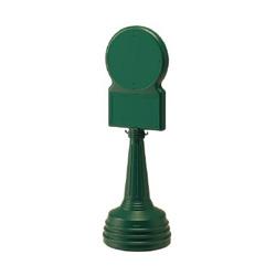 ユニット サインタワーBタイプ(緑)セット 450Φ×1430mmH 868-88GR