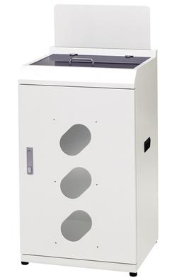 株ぶんぶく OSE-73A 資源回収ボックス ネオホワイト 幅500mm型 ネオホワイト 株ぶんぶく 牛乳パック用 OSE-73A, ルシェルシュ:87199f3c --- sunward.msk.ru