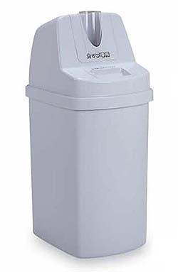 テラモト 送料無料 カップ回収用ごみ箱 カップ回収容器 (95リットル)