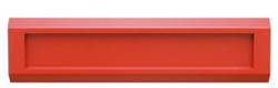 コーワソニア 埋込ボックスタイプ 郵便ポスト Cタイプ C905R ラッチ錠 レッド【送料無料】(北海道・離島は別途お見積)[埋め込みポス/郵便受け/郵便ポスト]【送料無料】
