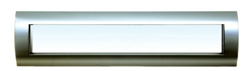 送料無料 コーワソニア 埋込ボックスタイプ 郵便ポスト Rタイプ R905BA ラッチ錠 バフ
