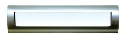 送料無料 コーワソニア 埋込ボックスタイプ 郵便ポスト Rタイプ R915BA ラッチ錠 バフ