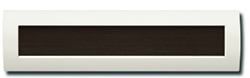 送料無料 コーワソニア 埋込ボックスタイプ 郵便ポスト ウッディー Rタイプ R915WES ラッチ錠 ホワイト×パイン