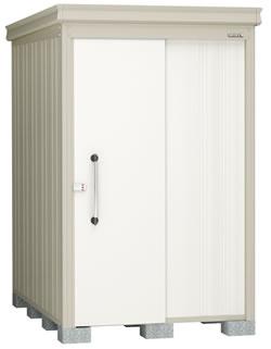ダイケン物置ガーデンハウス DM-Z1321E 一般型・棚板なし 幅1408×奥行2217×高さ2120mm