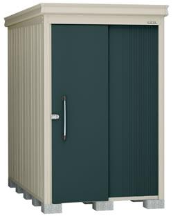 ダイケン物置ガーデンハウス DM-Z1325E-G 豪雪型・棚板なし 幅1408×奥行2617×高さ2120mm