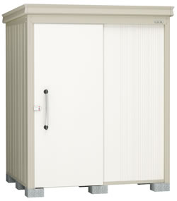 ダイケン物置ガーデンハウス DM-Z1715E 一般型・棚板なし 幅1808×奥行1617×高さ2120mm