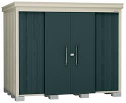 ダイケン物置ガーデンハウス DM-Z2517E-G 豪雪型・棚板なし 幅2608×奥行1817×高さ2120mm