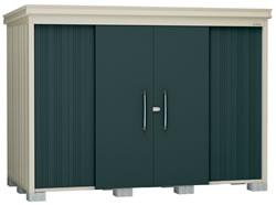 ダイケン物置ガーデンハウス DM-Z2915E-G 豪雪型・棚板なし 幅3008×奥行1617×高さ2120mm