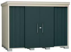 ダイケン物置ガーデンハウス DM-Z2917E-G 豪雪型・棚板なし 幅3008×奥行1817×高さ2120mm