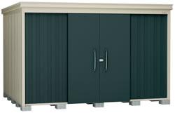 ダイケン物置ガーデンハウス DM-Z3325E-G 豪雪型・棚板なし 幅3408×奥行2617×高さ2120mm