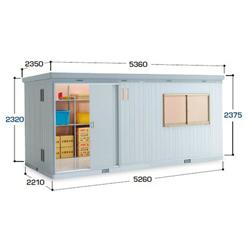 【エントリーでポイント5倍!】イナバ物置 ネクスタプラス 扉タイプ NXP-120HT ハイルーフ 一般型 [収納庫/収納/屋外収納庫/倉庫/NEXTA/大型/中型/小屋/いなば物置/稲葉/物置き]