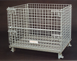 サンキンパレット コイルタイプ SC-15(荷重500kg) 幅500×奥行800×高さ540mm ※5台以上は梱包要打合せ