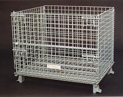 サンキンパレット コイルタイプ SCS-5(荷重1000kg) 幅1050×奥行1050×高さ1000mm ※5台以上は梱包要打合せ