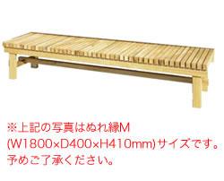 LIXIL 濡れ縁2型L LEK11 色:ブラウン 素材:(木)米杉 ※お客様組立品 【送料無料】