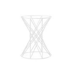 LIXILカジュアル&エレガントファニチャー Tornetta フラワースタンドA11 8MAH03JT 色:アイボリーホワイト ※お客様組立品