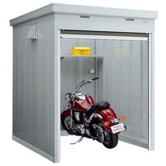 【沖縄本島限定】【送料無料】イナバ バイク保管庫 FXN-1726H 一般型・多雪地型