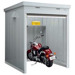 【沖縄本島限定】【送料無料】イナバ バイク保管庫 FXN-1726S 一般型・多雪地型
