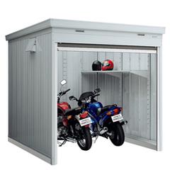 【沖縄本島限定】【送料無料】イナバ バイク保管庫 FXN-2230H 一般型