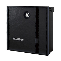 【送料無料】オンリーワン 郵便ポスト ヴァリオネオ エッジ 壁掛け ダイヤル錠 大型配達物対応 NA1-OAE11