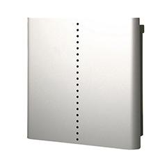 【送料無料】オンリーワン 郵便ポスト ヴァリオネオ ミュート 壁掛(鍵無) シルバー NA1-ON18SI
