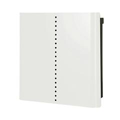 【送料無料】オンリーワン 郵便ポスト ヴァリオネオ ミュート 壁掛(鍵無) ホワイト NA1-ON18WH