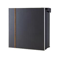 【送料無料】オンリーワン 郵便ポスト ヴァリオネオ アクシデント 壁掛(鍵無し) 斑紋茶褐 NA1-ONO03CH