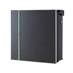 【送料無料】オンリーワン 郵便ポスト ヴァリオネオ アクシデント 壁掛(T型カムロック錠) 斑紋緑青 大型配達物対応 NA1-OTO03RY