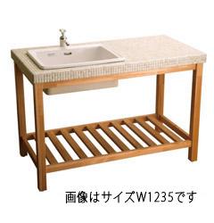 【送料無料】タイリスト ガーデンキッチン ウッドスタイル W935 リネンベージュ TW3-GKW-03SBE