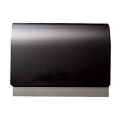 【送料無料】オンリーワン 郵便ポスト ティーポ シリンダー錠 グロスブラック NA1-5TKGB