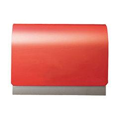 【送料無料】オンリーワン 郵便ポスト ティーポ シリンダー錠 レッド NA1-5TKRE