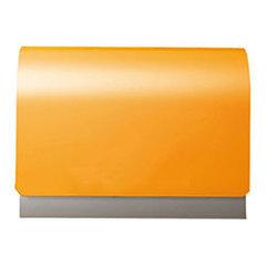 【送料無料】オンリーワン 郵便ポスト ティーポ 鍵無し オレンジ NA1-5TNOR