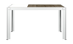 専門ショップ 人工大理石付き T1208C クッキンガーデン D809 テーブル H720 ガーデンファニチャー W1290 ※お客様組立【送料無料】:環境生活-その他