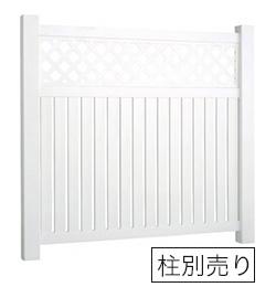 タカショー ロイヤルフェンスハイタイプ キングストン パネル(本体)【送料無料】