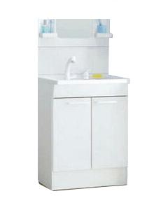 【送料無料】TOTO Vシリーズ LDPB060BAGEN1 洗面化粧台のみ 2枚扉タイプ 間口600mm 洗面ボウル高さ800mm