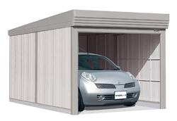 タクボ ガレージ ベルフォーマ オーバースライド扉 標準型 SM-2760 幅2774×奥行6240×高さ2763mm