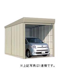 タクボ ガレージ カールフォーマ 巻き上げシャッター扉 通常型 CS-6253 2連棟 幅6208×奥行5540×高さ2450mm