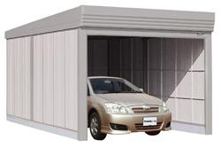 タクボ ガレージ ベルフォーマ オーバースライド扉 多雪用標準型 SS-S3153 幅3124×奥行5540×高さ2450mm